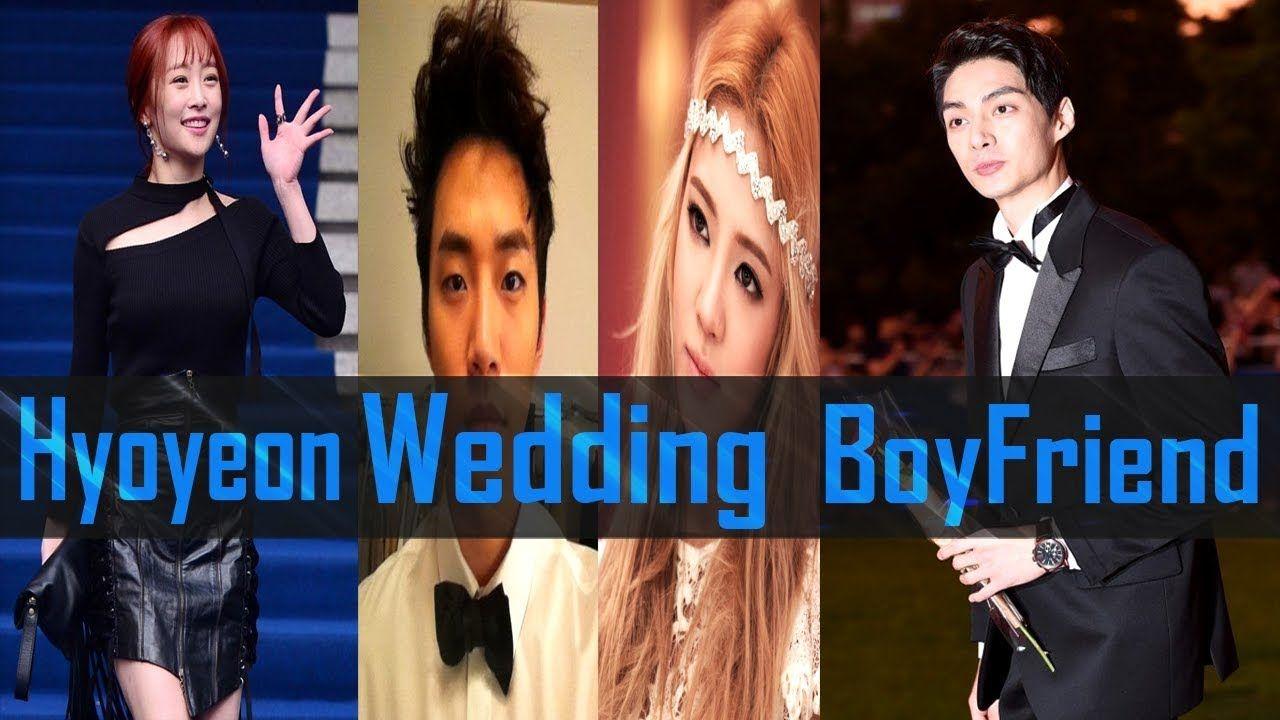 Kim jun hyung hyoyeon