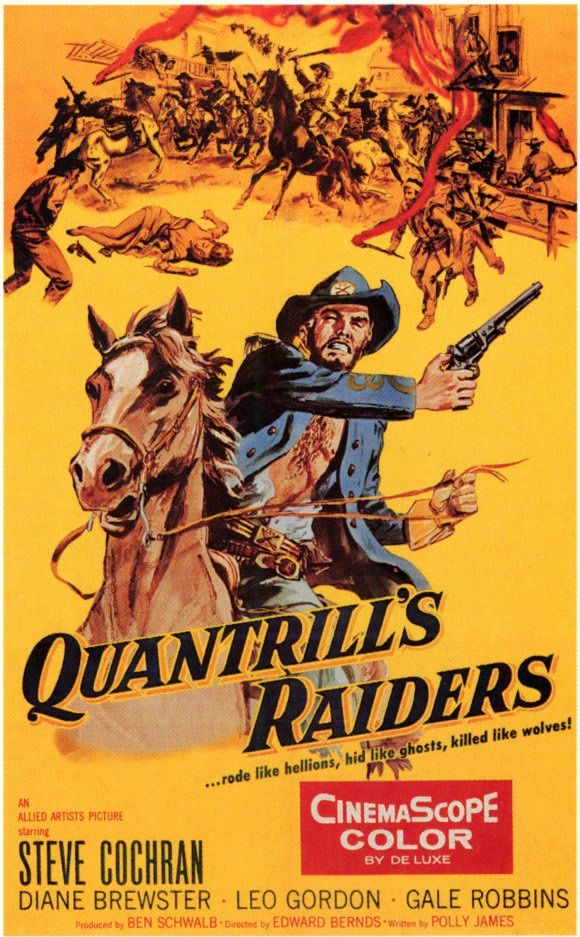 Watch Quantrill's Raiders Full-Movie Streaming