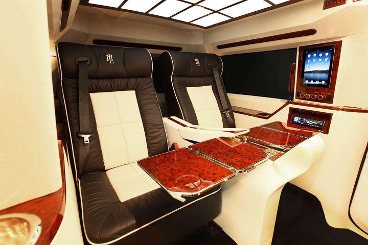 Custom Executive Luxury Interior Cadillac Pinterest Cadillac