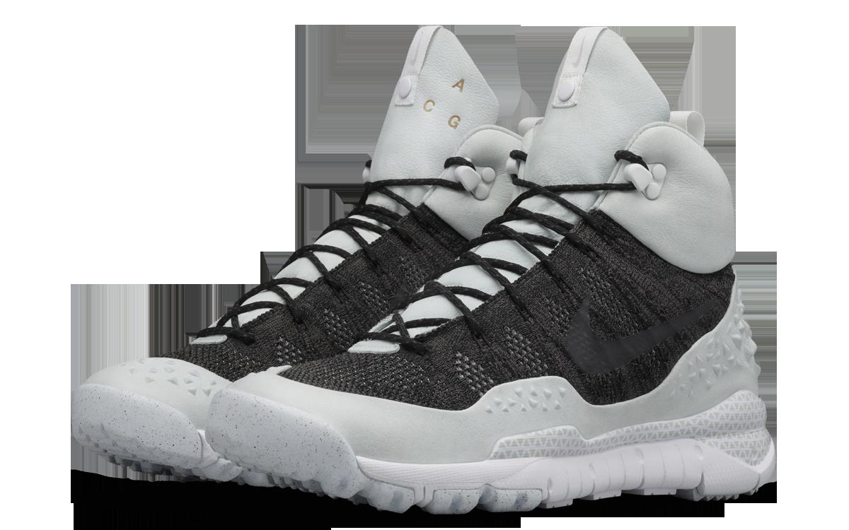 a45b5d5c255c4 nike acg black shoes shoes