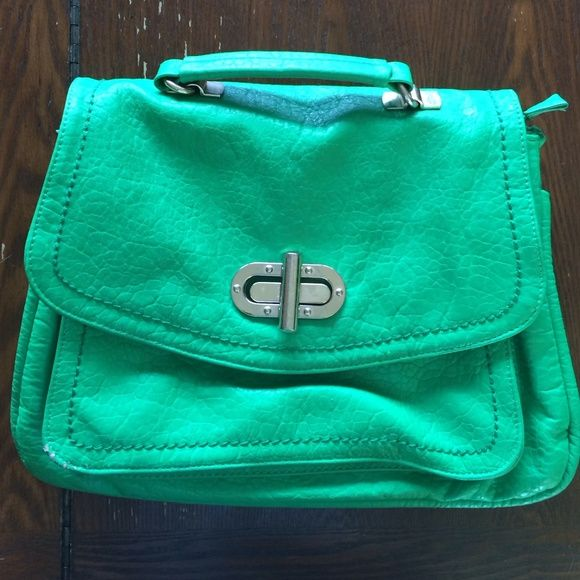 Charming Charlie satchel purse Charming Charlie preloved