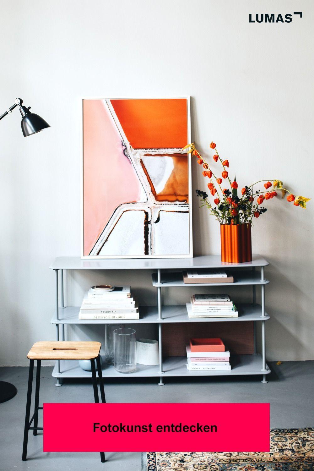Fotokunstideen für dein Wohnzimmer