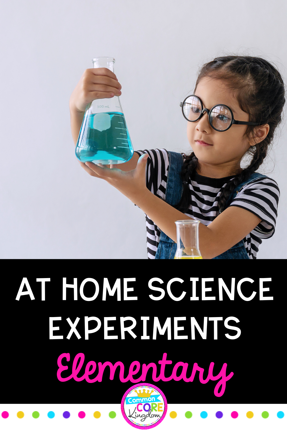 At Home Science Experiments – Google Slide & PDF Versions for Distance Learning