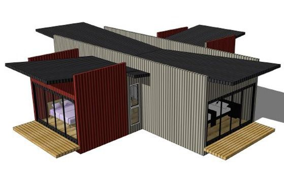 Gallery for shipping container homes prices home - Cheap container homes australia ...