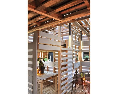 Interior of the pallet house | House | Pallet house plans ... on clue house plans, pallet chicken house plans, dog house with porch plans, i-beam in-house, greenhouse bench plans, wood pallet house plans, shipping container home floor plans, pallet barn design plans, pallet dog house plans, pallet tree house plans, edwardian house plans, i-beam houses with pallets, small pallet house plans, old west shed plans, steel beam plans,