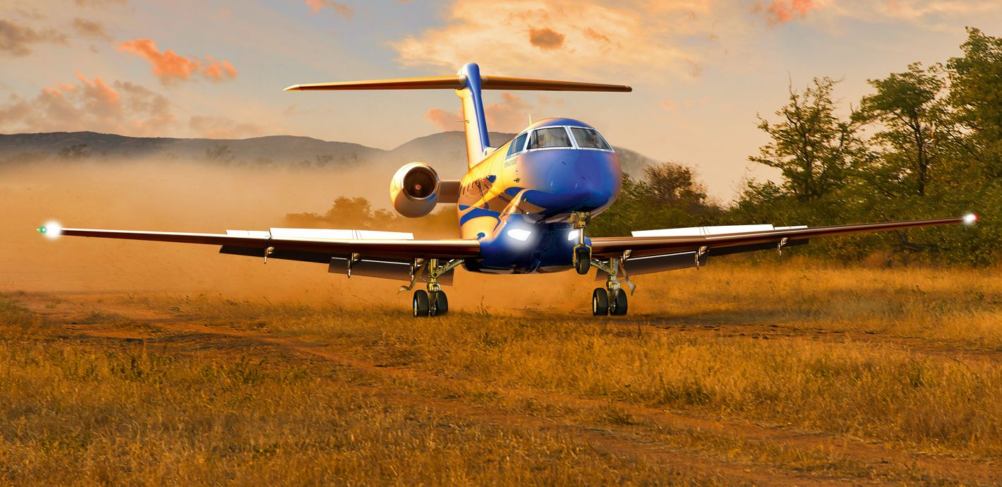 Pilatus Aircraft PC24 The Super Versatile Jet