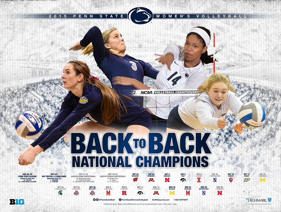 Posterswag Com Top 30 Ncaa Volleyball Schedule Posters Smsports Sportsbiz Volleyball Posters Sports Design Inspiration Volleyball