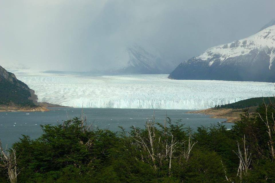 Glaciar Pero, Aito Moreno, Argentina