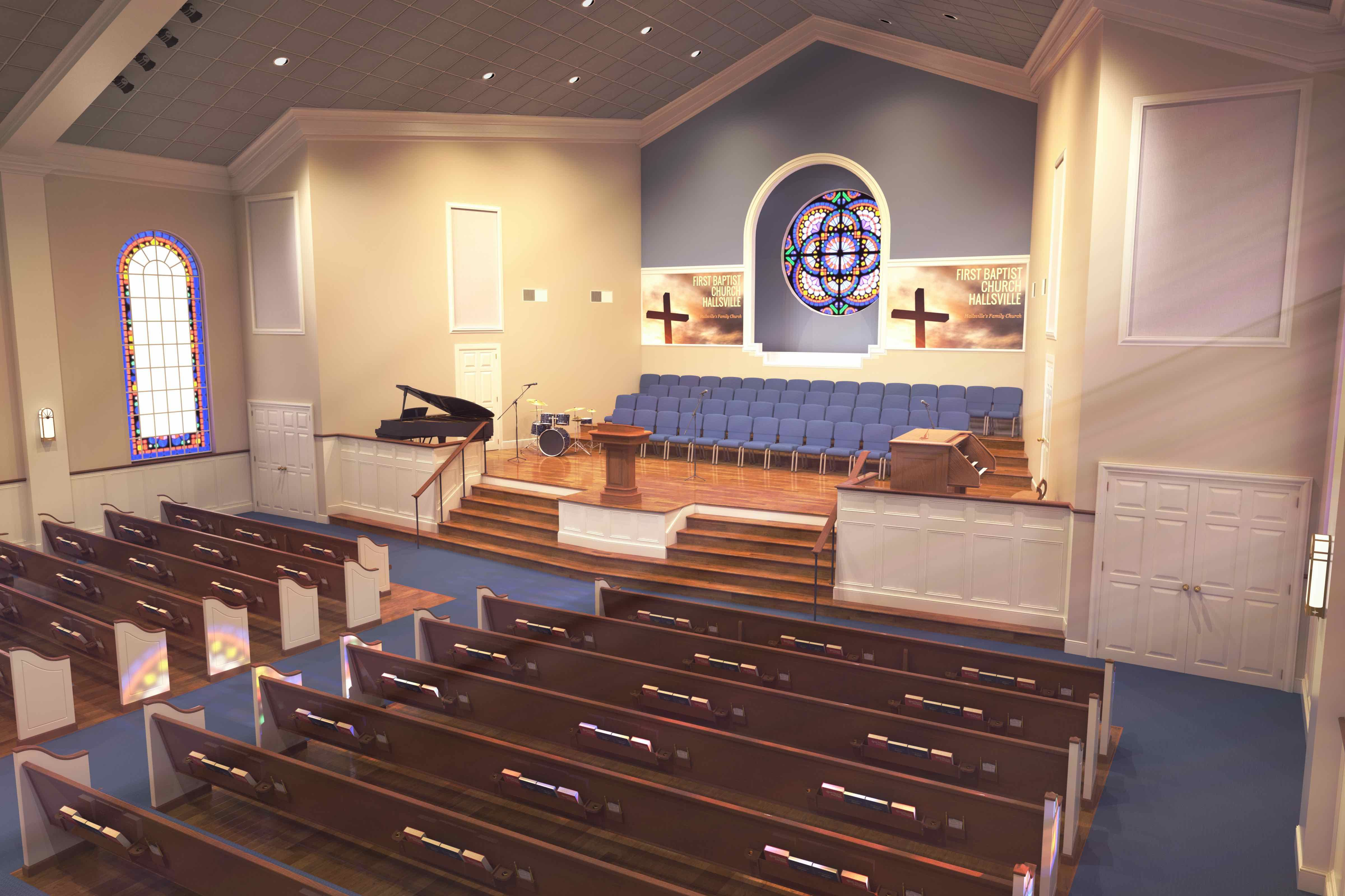 Fine Traditional Church Sanctuary Renovations Remodel Ideas Interior Design Ideas Clesiryabchikinfo