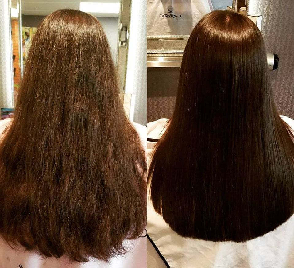 Best japanese straight perm - See The Difference
