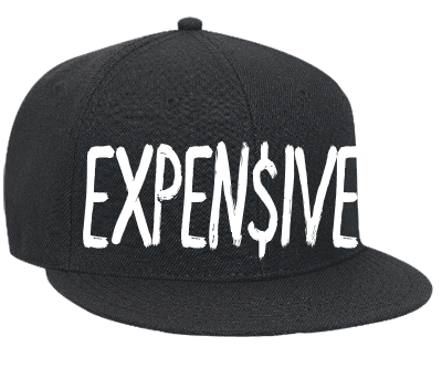 00fbaf5ae2e8e EXPEN IVE - Snapback Flat Bill Hat - 125-978 - 125-9782041 - Custom  Embroidered - CustomPlanet.com