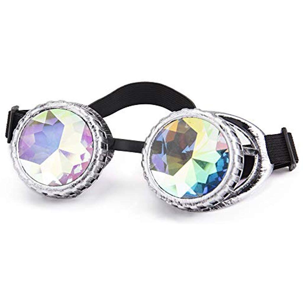 df76ffcee648 Kaleidoscope Glasses Vintage Victorian Goggles Goth Rainbow Glasses  #eyewear #eyewearprimegmbh #eyewearberlin #eyeweartrends2019 #eyeweardirect  ...