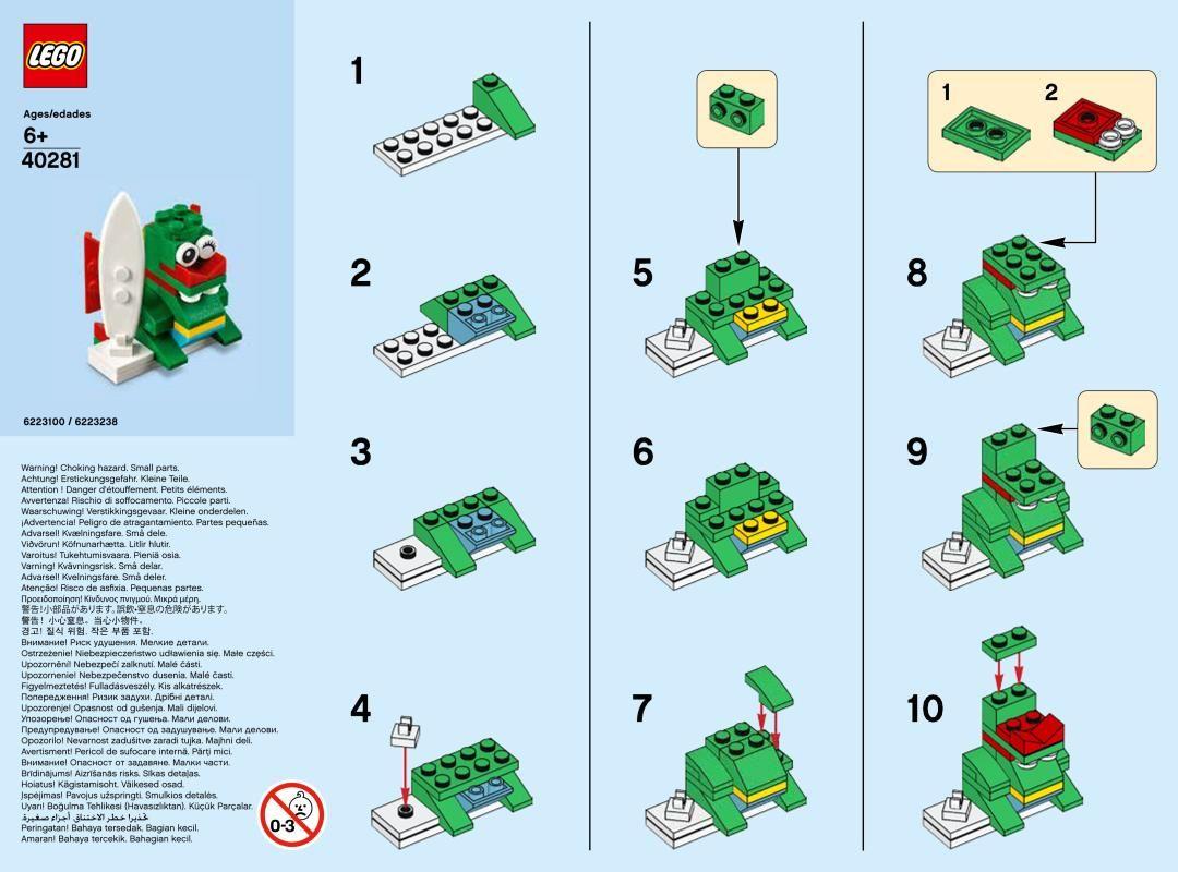 building instructions instructions de