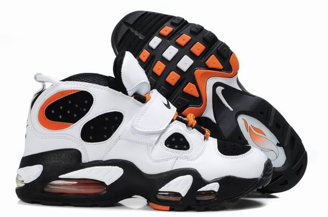 white black orange Nike Air Max CB34 II shoes Barkley  Barkley