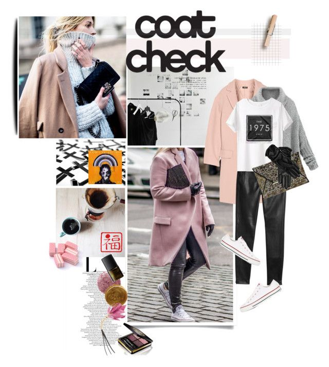 """""""Coat Check"""" by watereverysunday ❤ liked on Polyvore"""