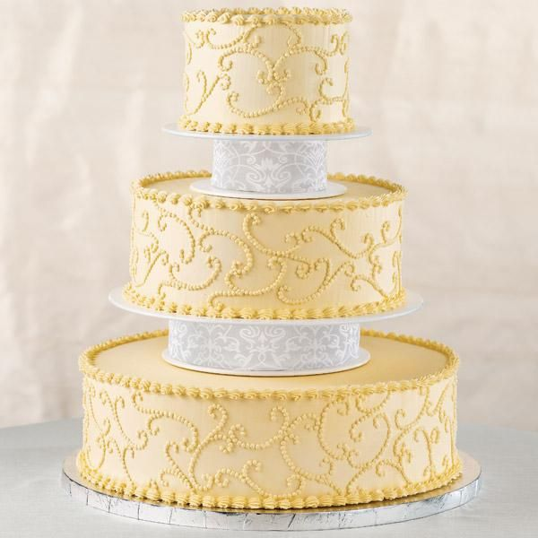 Wilton design. Like the dotted swirls, only change the color to ...