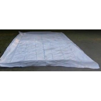 25' X 50' 5mil 3 ply liner | Ice rink, Backyard ice rink ...