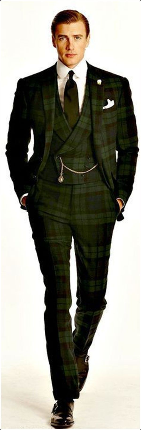 Revised Fashion of Plaid Pants for Men  40 Outfits to Check  8d4d077e5d1
