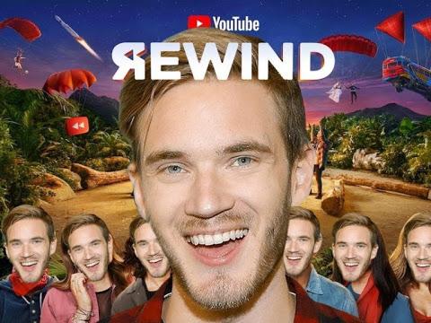 Rewind 2019  YouTube tente de rattraper la catastrophe de 2018 avec un  Top  fade Rewind 2019  YouTube tente de rattraper la catastrophe de 2018 avec un  Top  fade   COPY...