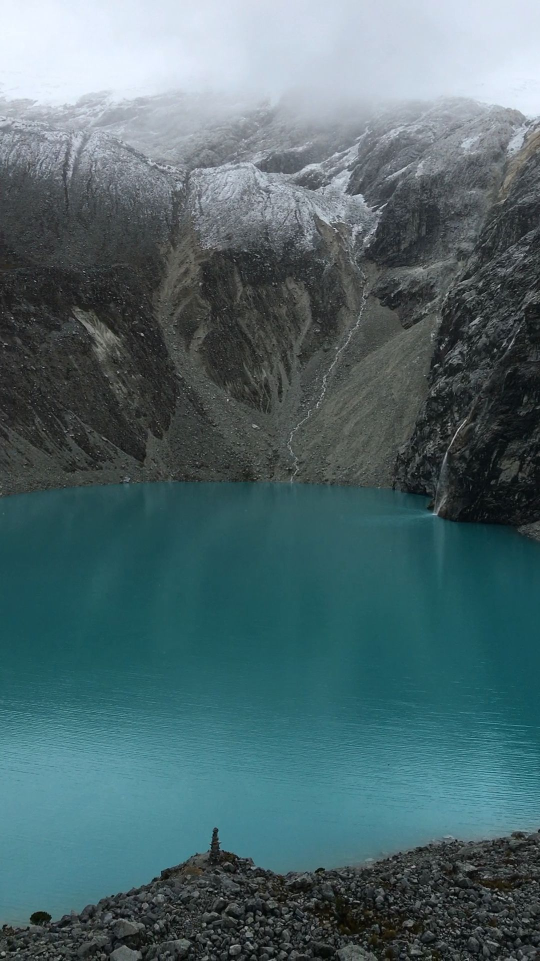 Visit our guide for all the top Peru travel destinations! The stunning Laguna 69 hike is a must!
