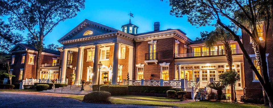 Woodlands Inn A Salamander Resort Hotel In Summerville South Carolina Http Accomtour