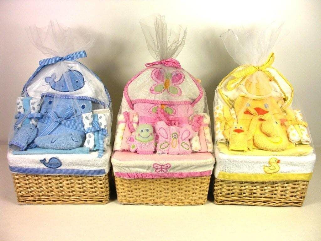24 DIY baby shower gift basket ideas for boys Diy baby