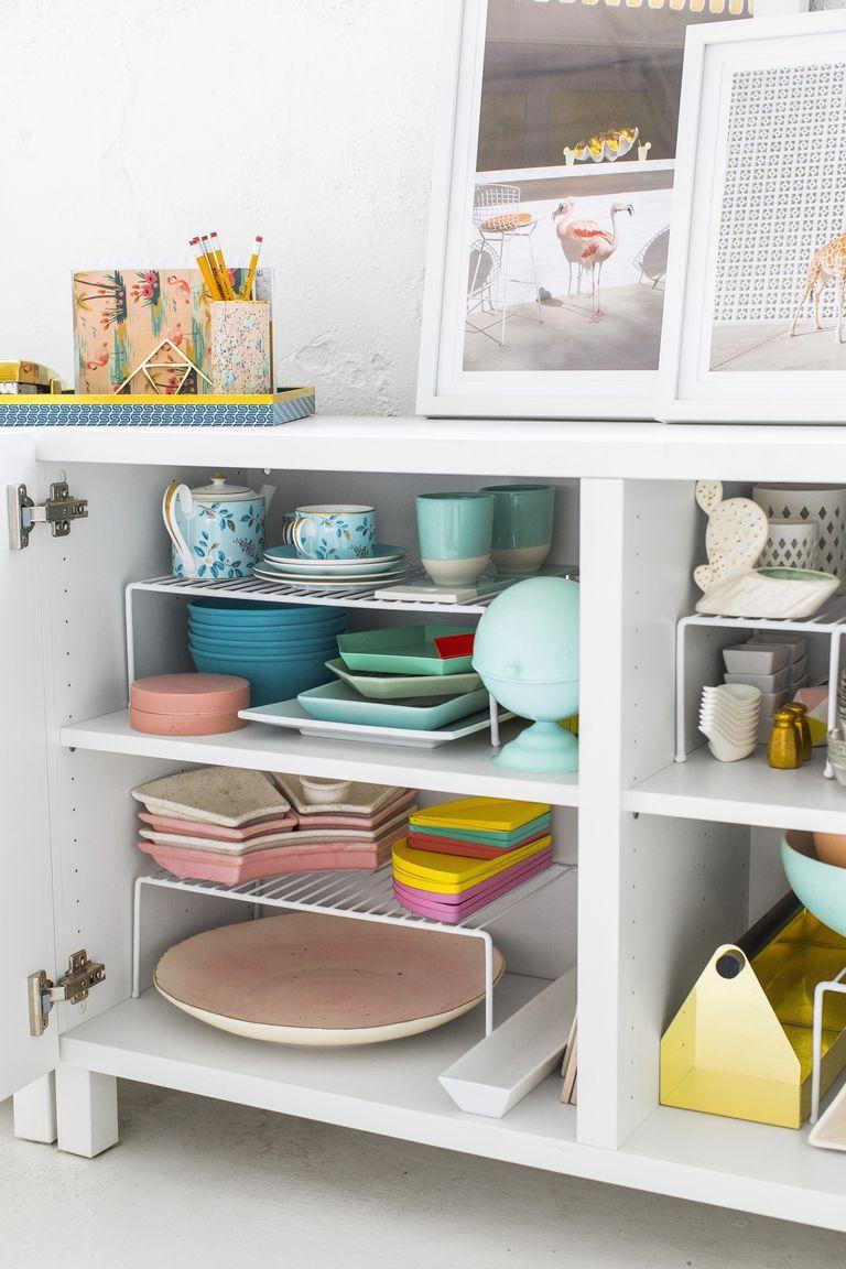 Genius Storage Hacks for Small Kitchens
