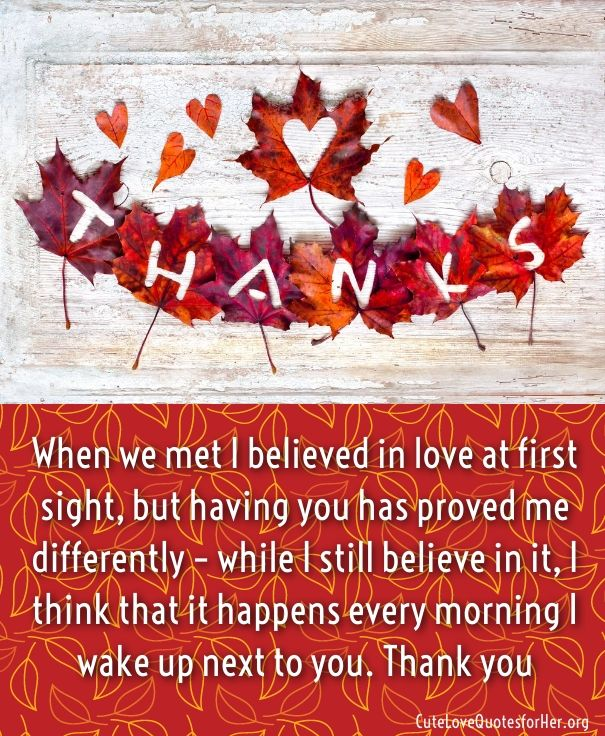 romantic thanksgiving cards Thanksgiving Wishes Quotes 2018