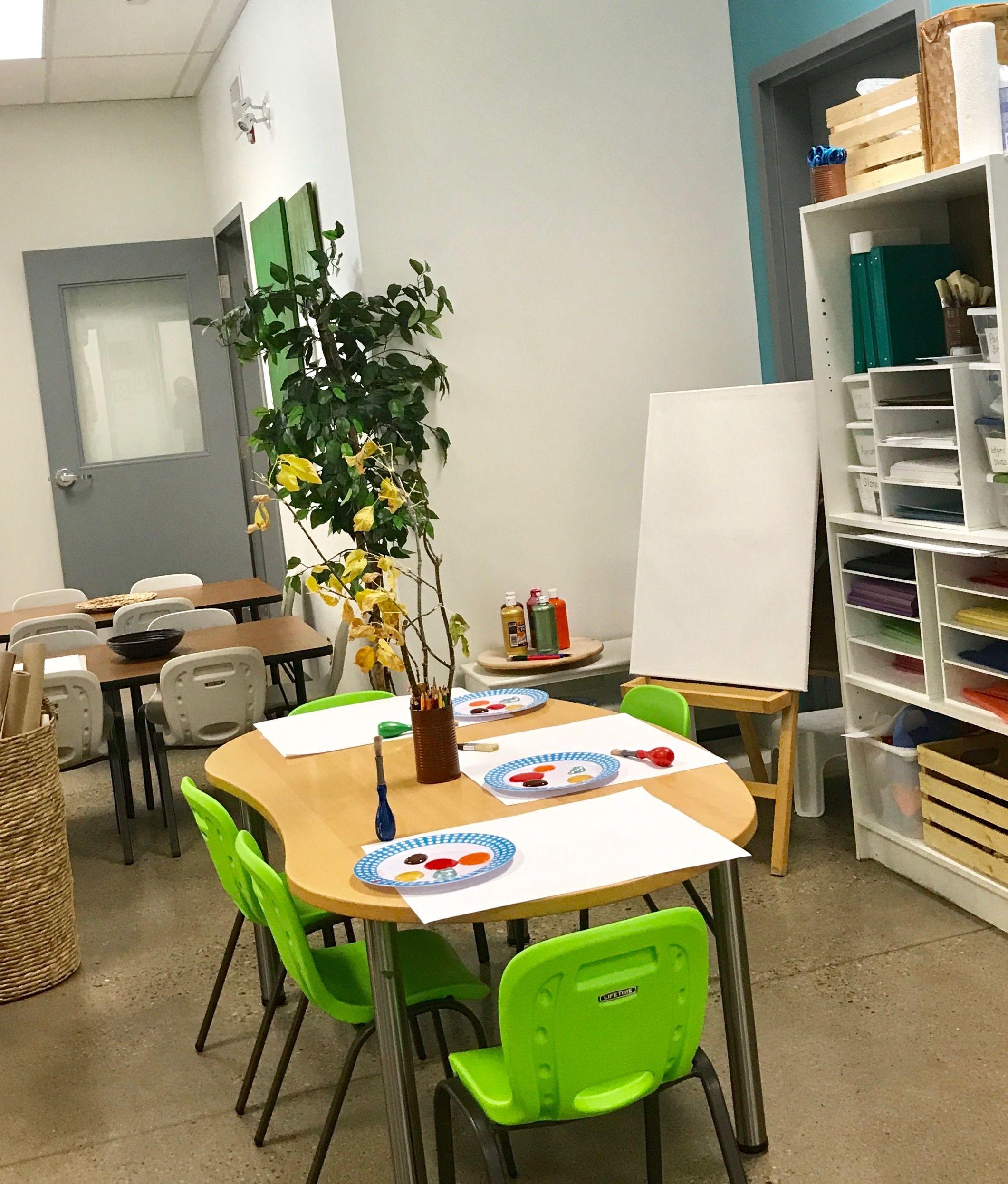 Home Daycare Design Ideas: Leisure Centre Daycare Alberta, Canada