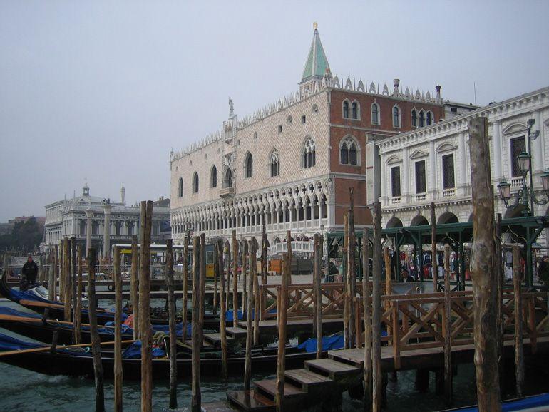 The magic of Venice