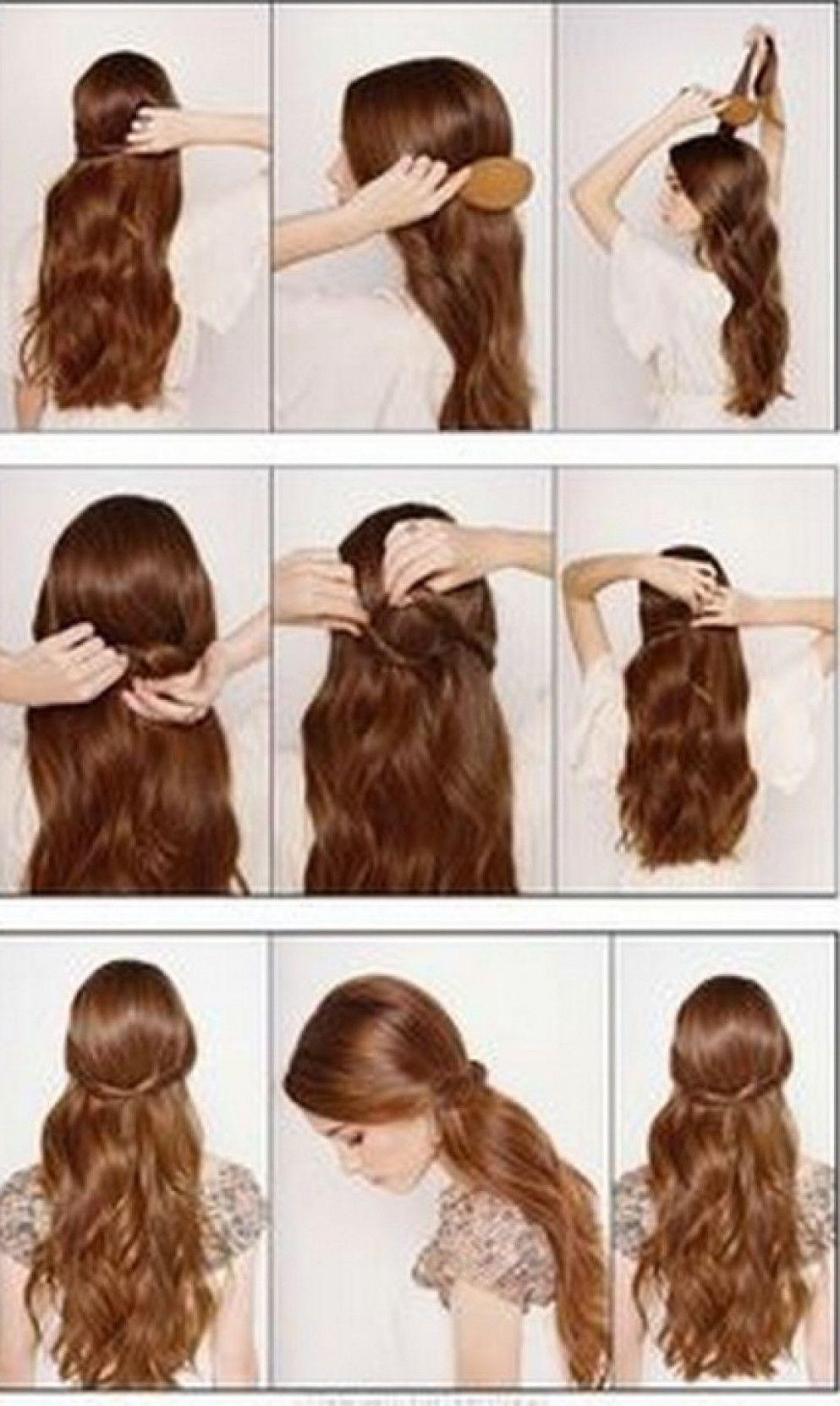 Cute easy and fast hairstyles gambar kata oke terbaru fall