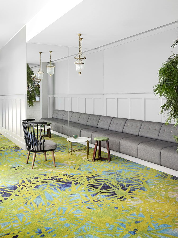 Fields of Flow Watercolour Bamboo by ege carpets http ...