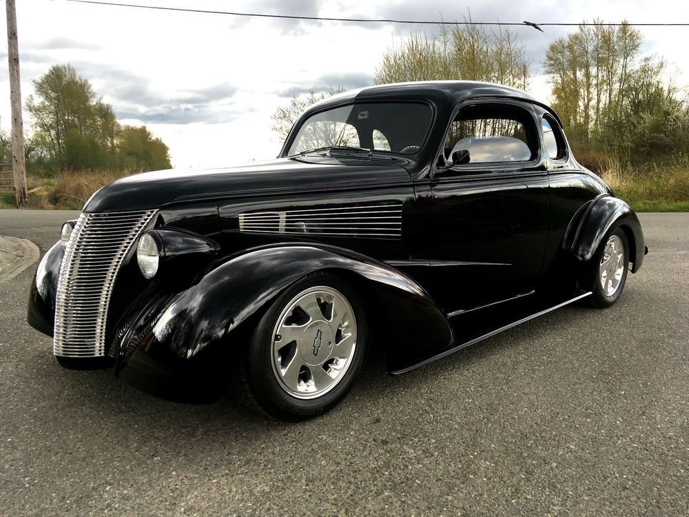 1938 Chevrolet Other buisness coupe | Pinterest | Motor car ...