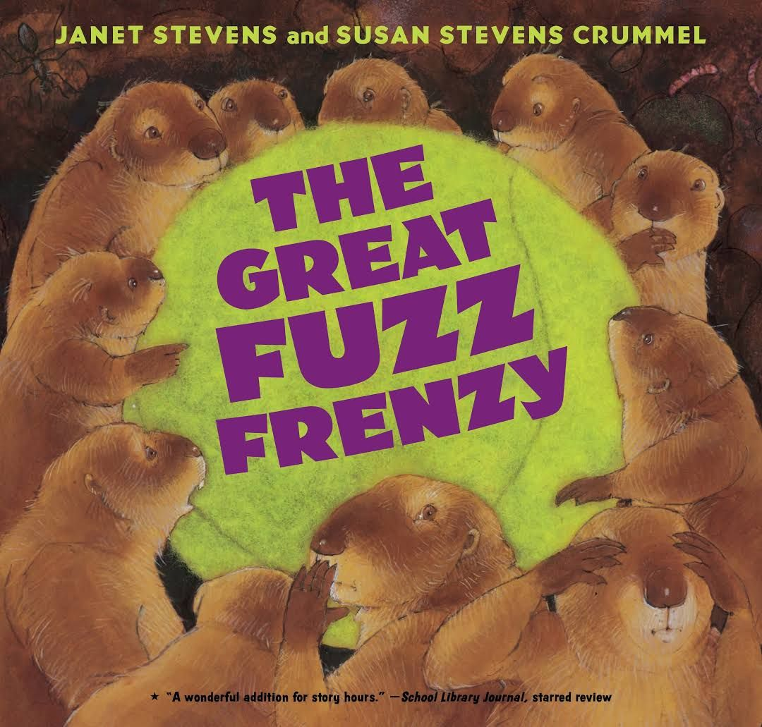 The Great Fuzz Frenzy By Janet Stevens Tells Of The