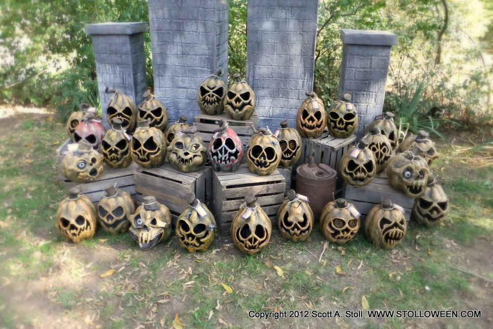 This guy is local to where I live Can\u0027t wait to take one of his - scary diy halloween decorations