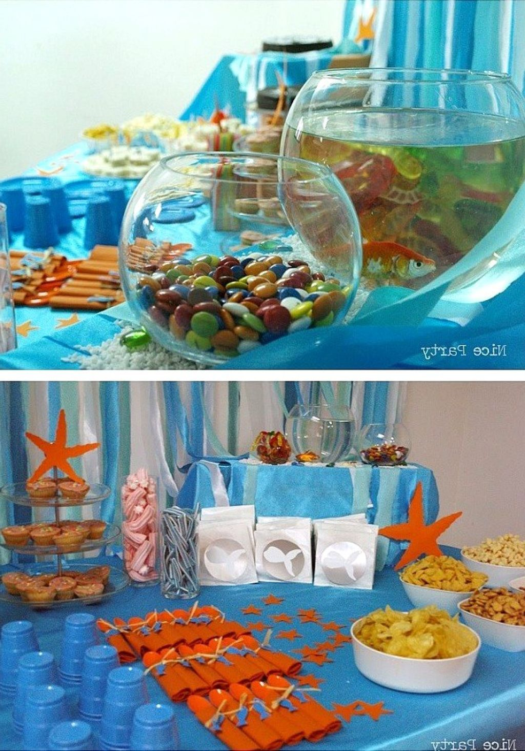 10+ Nemo Party Decorations Ideas | Nemo Birthday Party | Pinterest ...