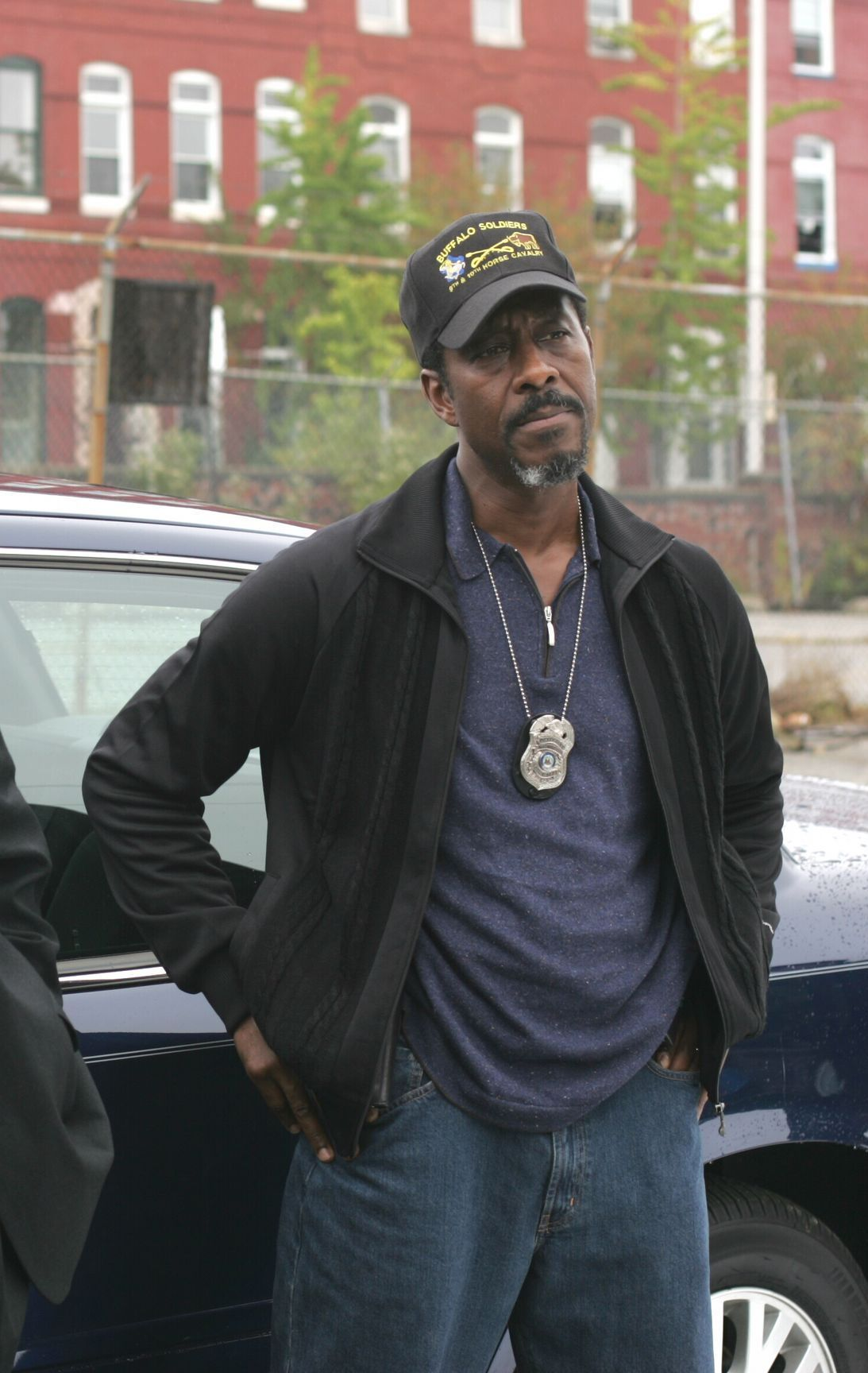 Clarke Peters as Lester Freamon in The Wire. Nobody was better than ...