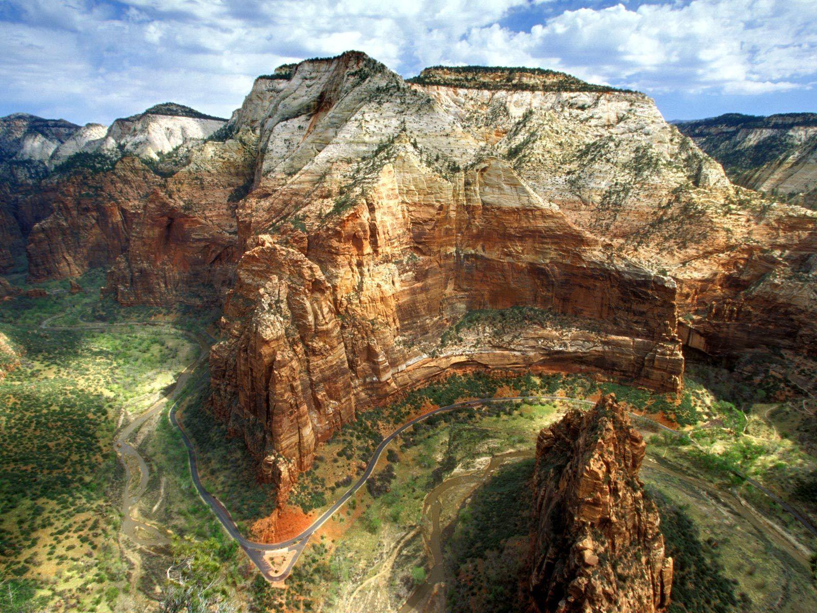 Zion National Park Utah 1600x1200 National Parks Zion