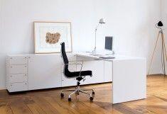 Quaro desk system by Flötotto, design at STYLEPARK