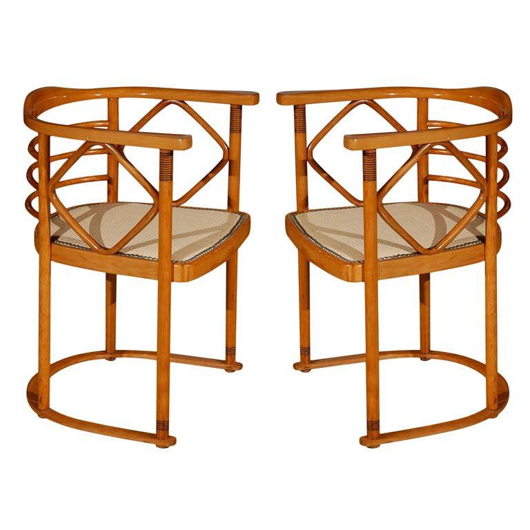 Josef Hoffman Chairs