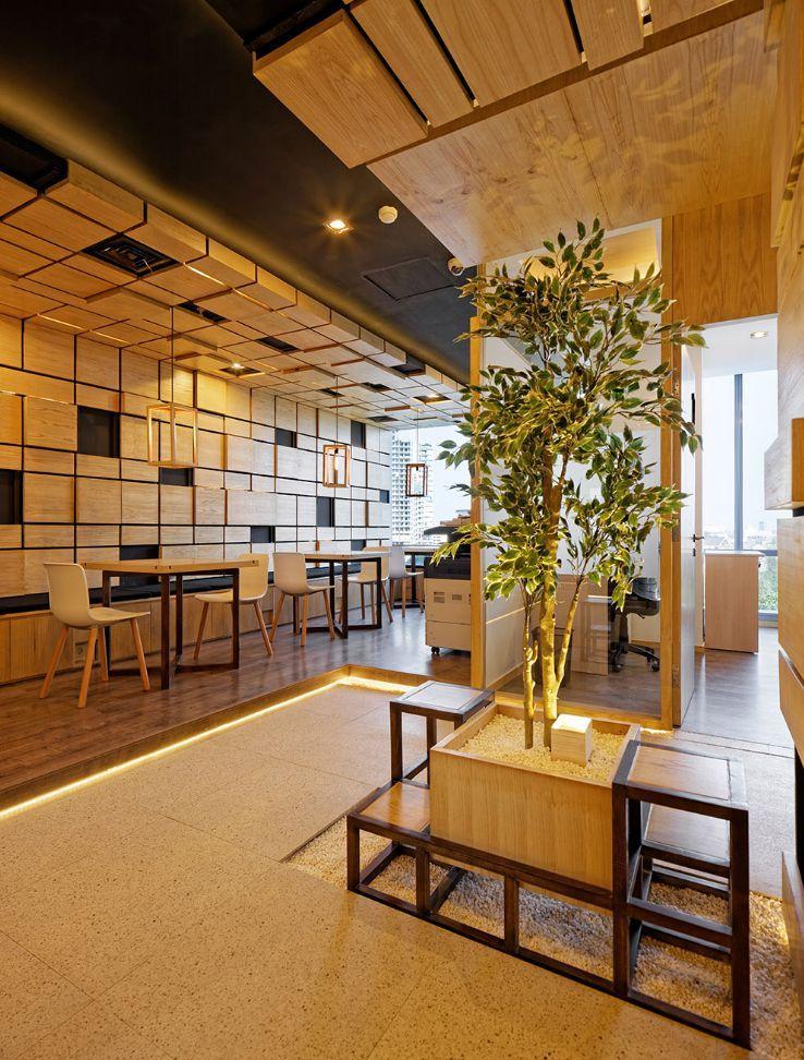 Contemporary, Modern Pantry Prikarsa Office Jakarta