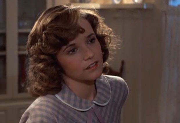 Young Lorraine In Back To The Future