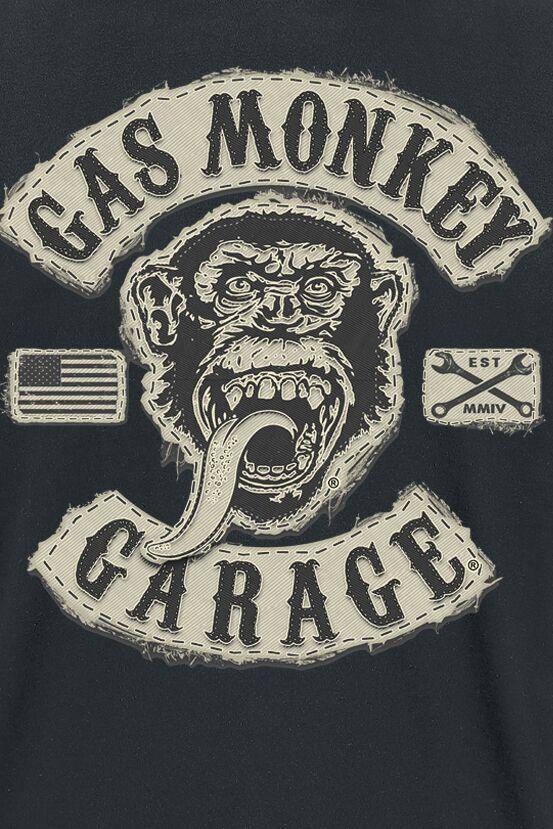 Gmg Patch Hintergrundbilder Gas Monkey Gas Monkey