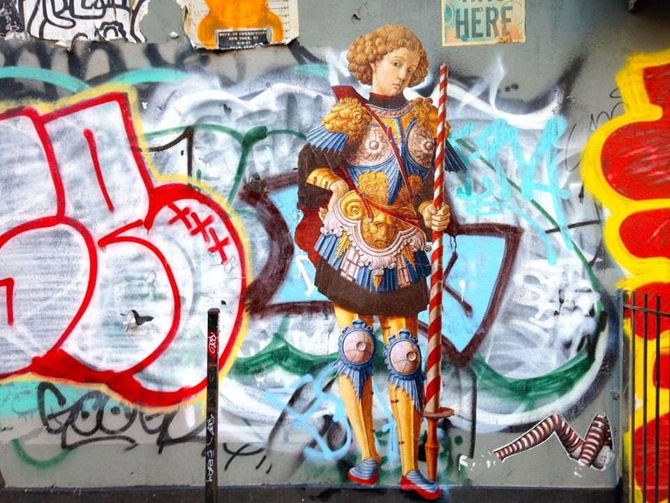 O artista visual e cineasta, Julien Casabianca, criou o Outings Projetc, libertando as obras de arte das paredes dos museus e levando para as ruas! E o melhor: Você também pode participar!!!
