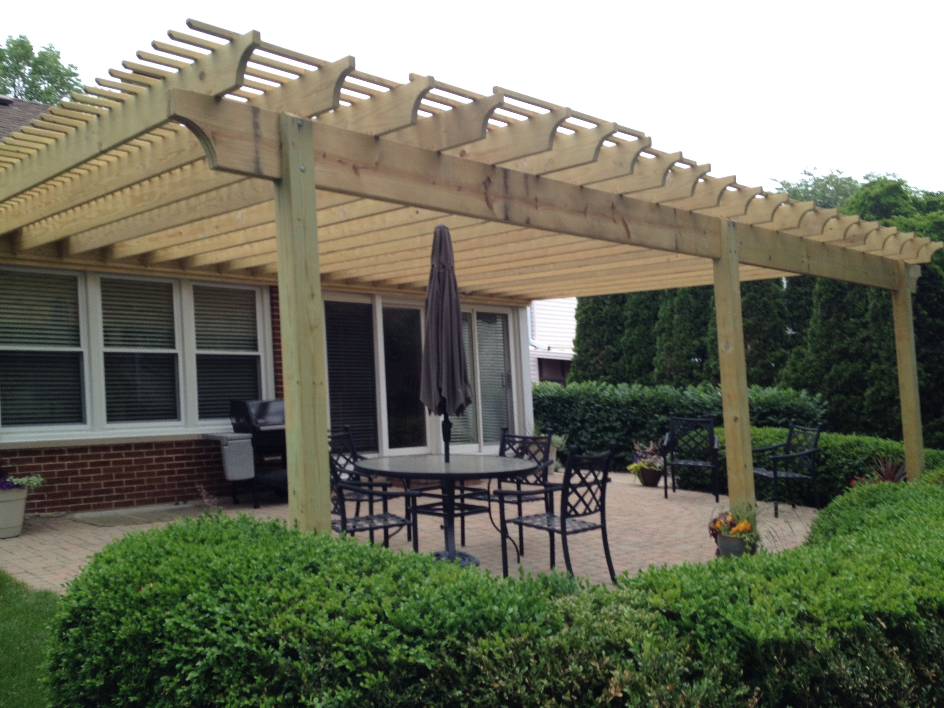 Homer Glen, Il Pergola Builder