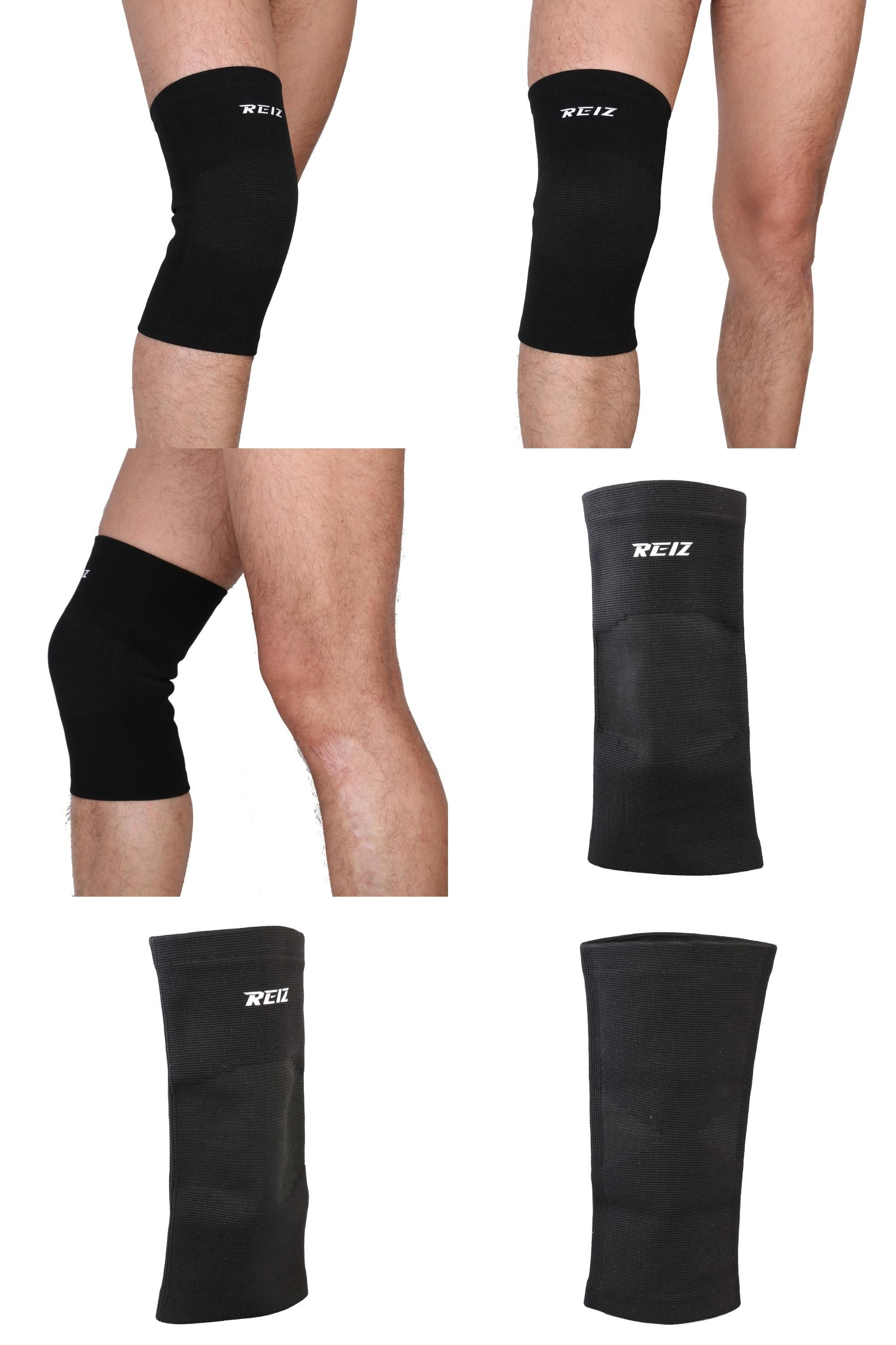 Visit To Buy Elastic Sports Leg Knee Support Brace Wrap Protector Knee Pads Sleeve Cap Patella Guard Volleyball Kn Knee Support Braces Knee Support Knee Pads