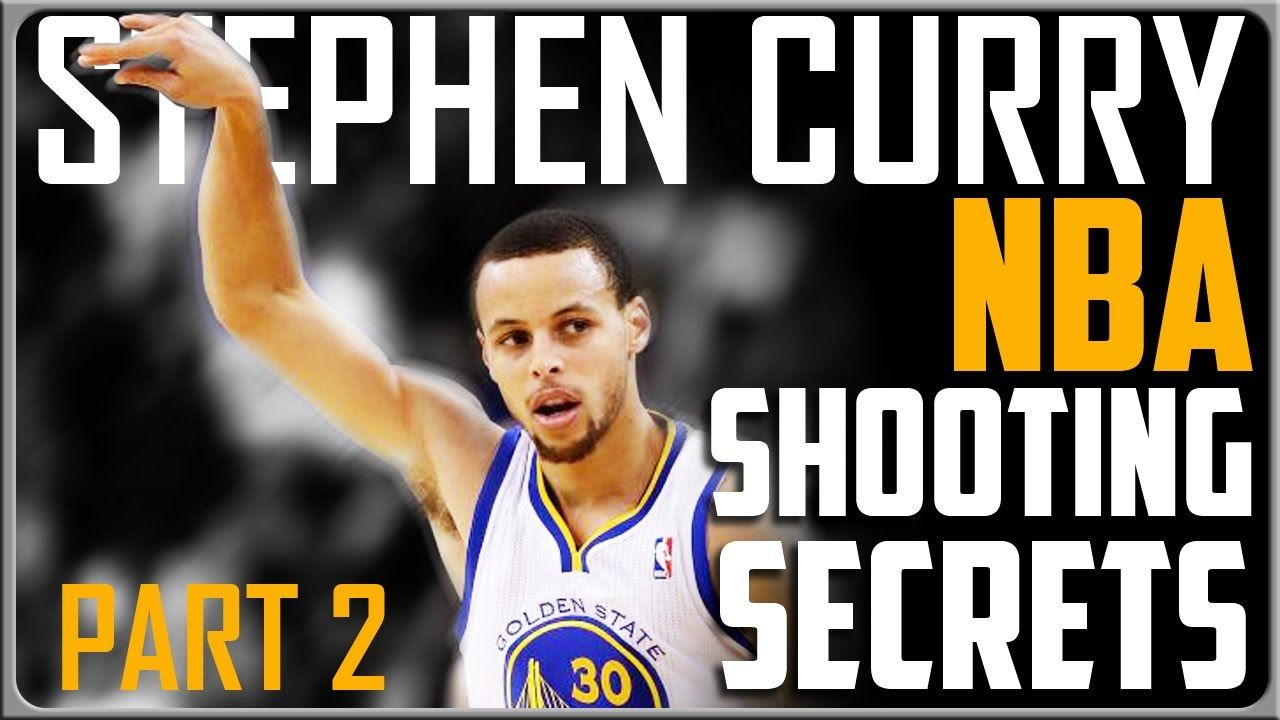 Steph Curry Shooting Secrets Part 2 Stephencurry Shooting Nba Howto Basketball Steph Curry Shooting Curry Basketball Basketball Shooting Drills
