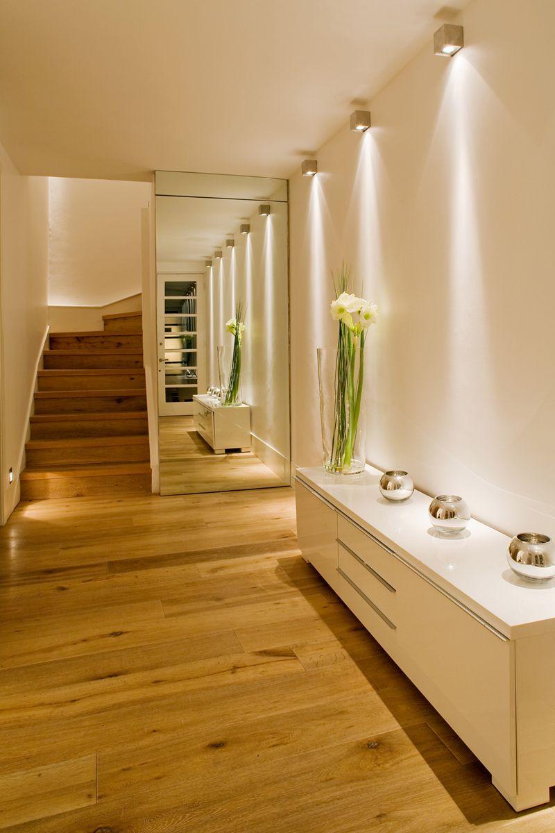 Hall Lighting Design By John Cullen Lighting Hallway
