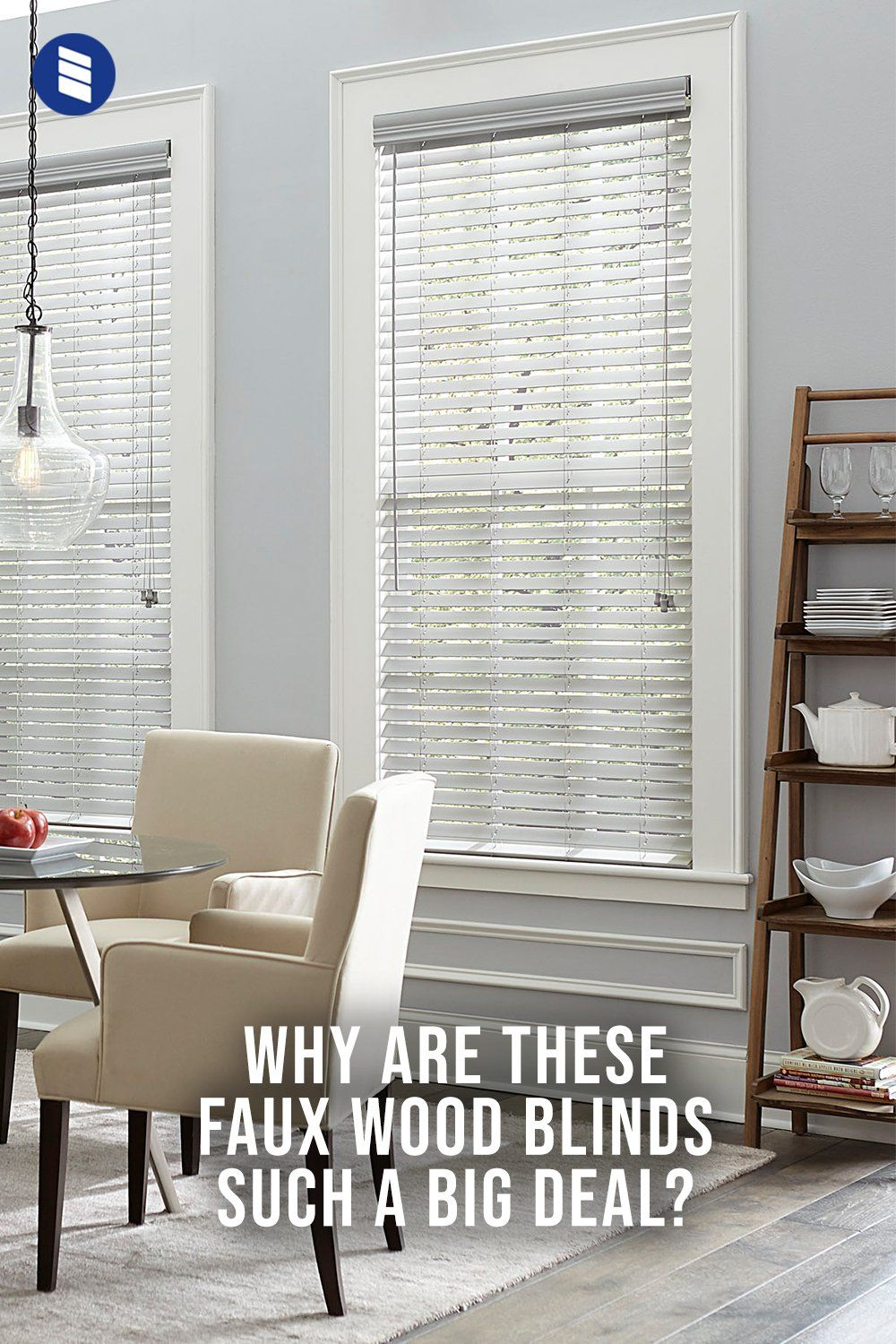 Love Is Blinds These Blinds And Shades Get The Most Love Blinds Com Faux Wood Blinds Window Treatments Living Room Shades Blinds