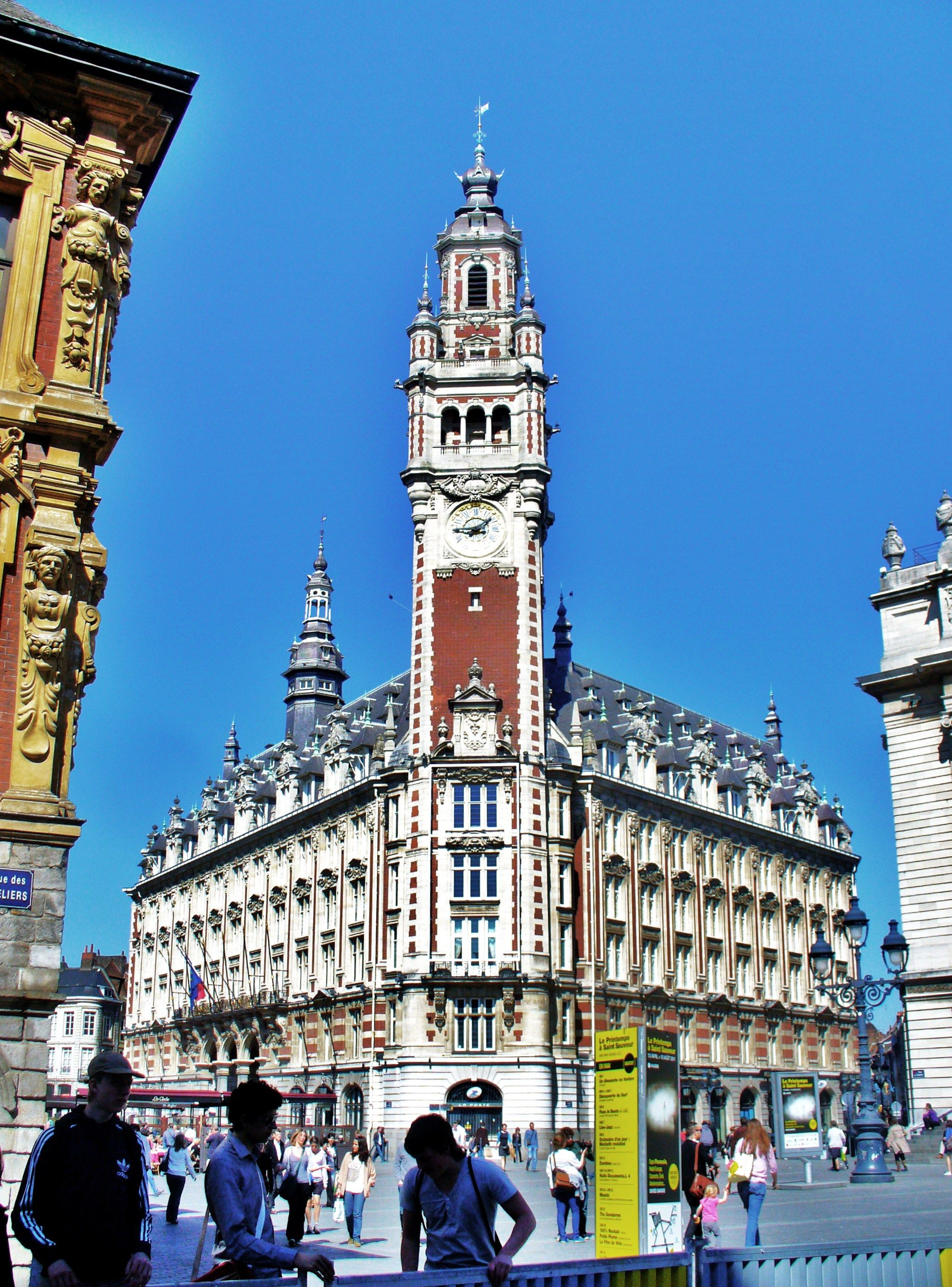 walk the streets of Lille - France | bucket list | France